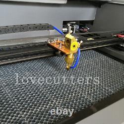 50w 300×500mm Co2 Laser Gravure & Machine De Coupe Usb Motorisée De Haut En Bas
