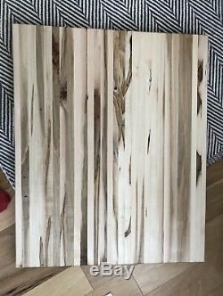 60 X 24 X Ambrosia Érable Bois Boucher Bloc Planche Planche À Découper