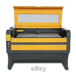 60w 1040 Co2 Découpe Laser Machine 39 X Graveuse 16 Acrylique Bois Fda