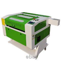 80w Co2 Gravure Laser Tailleur Machine Coupeur Cutter 700x500mm
