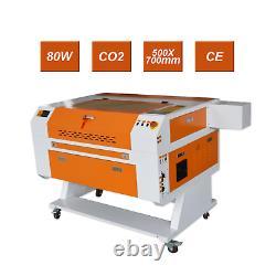 80w Co2 Laser Cutting & Graveur Machine Laser Graveur Acrylique & Coupeur De Bois