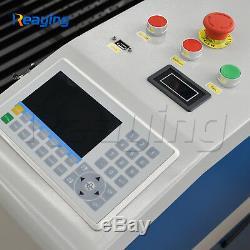 Acrylique Bois 130w Co2 Cnc Contreplaqué Usb Bricolage Machine De Gravure Laser De Coupe 1390