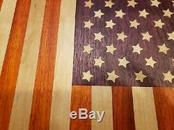 American Board De Coupe Drapeau