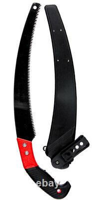 Amtech Curved Saw Pruning Saw Cutting Tree Branch Garden Tool Sharp Holster Nouveau