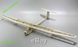 Avion Rc Laser Cut Balsa Avion Kit Envergure Planeur 1040mm Kit Avec Moteur