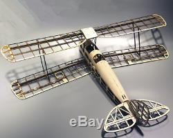 Avion Rc Laser Cut Balsa Construction Avion Kit Envergure 1000mm Avec Moteur