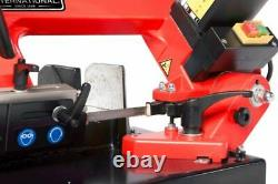 Band Saw Metal-cutting Power Tool Compact Cast Iron Heavy Duty Steel 4inch 5-amp Band Saw Metal-cutting Power Tool Compact Cast Iron Heavy Duty Steel 4inch 5-amp Band Saw Metal-cutting Power Tool Compact Cast Iron Heavy Duty Steel 4inch 5-amp Band Saw