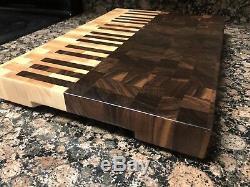 Bloc De Planche À Découper Grain Fin Piano Pour Piano Delta Wood Products