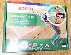 Bosch Avancée Cut 18v Sans Fil Nano Lame De Scie Bare Ver. Pas De Batterie Non Chargeur