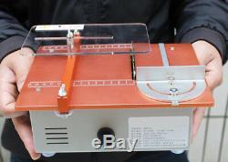 Bricolag Scie À Table Table Travail Du Bois Machine De Découpage En Acrylique En Bois Pcb Cutter Nouveau