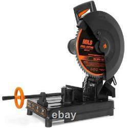 Chop Saw Multi-material Cut-off Carbide-tipped Metal-cutting Blade Power Tool