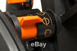 Circulaire Piste Scie Plongeante Coupe Sidewinder Fonte D'aluminium Puissant Réglage De La Profondeur