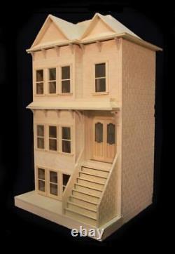Clairmont 1 Pouce Échelle Dollhouse Kit Laser Cut