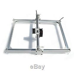 Cnc Laser Engraver Kits De Bureau Sculpture Gravure Bois Cutter Machine De Coupe