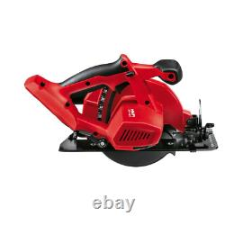 Coupe De Bois Lithium-ion Cordless Circular Saw Scw 22 Tool Body Only 22 Volts