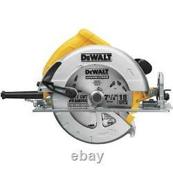 Dewalt Dwe575 7-1/4-in Électrique Next Gen Outil De Coupe Circulaire De Scie