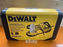 Dewalt Dwm120k 10 Amp 5 Pouces Deep Cut Band Saw Kit