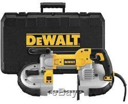 Dewalt Dwm120k Vitesse Variable Profonde Cut Band Portable Saw Tool Kit