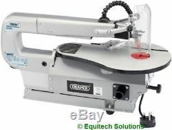 Draper Outils 38126 400mm Scie Sauteuse Scie À Chantourner Bois De Coupe Tilting Table 230v