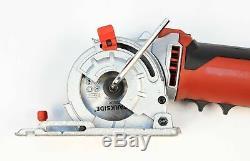 Ensemble De Scie Circulaire Rotorazer Platinum Compact - Coupes Extra Puissantes Et Profondes! Guid
