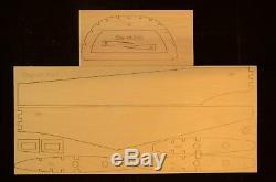 Ensemble Et Plans Courts Coupés Au Laser Beingcraft King Air B200, À L'échelle 1 / 5.5, 120 Po Ws