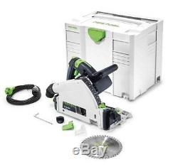 Festool Scie Circulaire Pour Scie Plongeante 575387 Ts 55 Req-f-plus Neuf Withbox