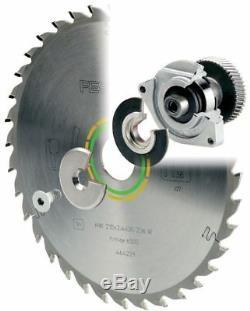 Festool Scie Circulaire Pour Scie Plongeante 575389 Ts 75 Eq-f-plus Neuf Withbox