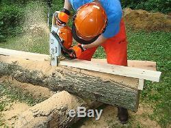 Forêt Scierie Bois D'œuvre Maker Cut Off Chaîne Fixation De Scie Conseil Plank Outil