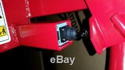 Gaz Nouvelle Stump Grinder 15hp Walk Derrière 420cc 3600 RPM 12 Roue De Coupe Bois