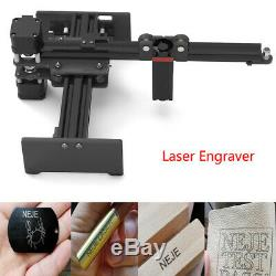 Gravure Au Laser Machine De Découpe Cnc Bricolage Logo Graveuse Mark Imprimante Métal Bois 20