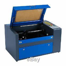 Gravure De 50w Coupant Le Coupeur De Graveur De W. De Laser De La Machine 300500mm De Laser De Co2