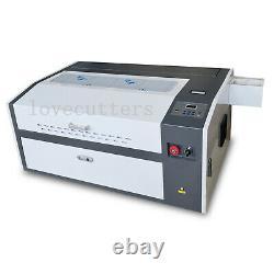 Gravure Laser 50w Et Graveur De Machine De Coupe Usb 300x500mm Avec Rotatoire Chaud