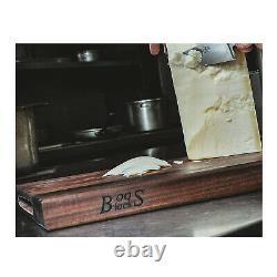 John Boos Wal-r01 Planche De Coupe Réversible En Bois De Noyer 18 X 12 X 1,5 Pouces