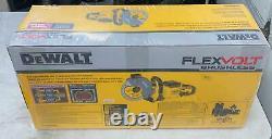 Kit Dewalt Dcs690x2 Flexvolt 60v Max Cut-off Saw Kit, 9 Pouces