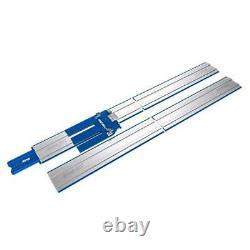 Kreg Kma3700 Aluminium Dual Anti-chip Accu-cut Guide Rail Expansion Pack XL