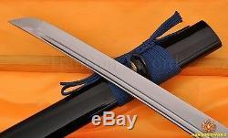 Lame De Haute Qualité Tangana Épée De Samouraï Japonais Fabriqué À La Main Katana Peut Couper Tre
