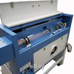Machine De Gravure De Découpe Au Laser 80w Pvc Bois