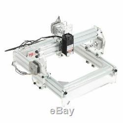 Machine De Gravure Laser Kit Diy Sculpture Coupe 3000mw Imprimante De Bureau En Bois Outil