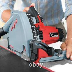 Mafell Plonge-cut Sciage Mt55cc 110v / 240v Midimax T-max Systainer Ou Guide Rails