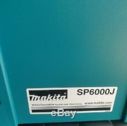 Makita Sp6000j 6-1 / 2 Plunge Circulaire Cut Saw Piste Avec Brand New Case
