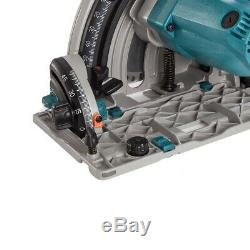 Makita Sp6000j1 Plunge Circulaire Cut Saw 165mm 240v + 2 X 1.5m Rail De Guidage + Case