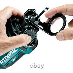 Makita Xoc02z 18v Lxt Li-ion Aws Capable Cut-out Tool (outil Seulement) Nouveau