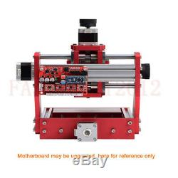 Métal Machine De Gravure Laser Pcb Bois Métal De Fraisage Cnc 1310 Router Kit