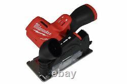 Milwaukee 2522-20 M12 Fuel Cordless 3 Po. Outil De Découpage Compact (outil De Base)