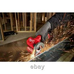 Milwaukee 2522-21xc M12 Fuel 12v 3 Compact Brushless Cut Off Outil / Scie Kit-vente