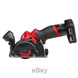 Milwaukee 2522-21xc M12 Fuel 3 Cut Off Compact Tool Kit