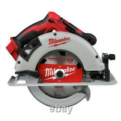Milwaukee 2631-20 18v Brushless 7-1/4 In. Scie Circulaire (outil Seulement) Nouveau
