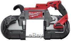 Milwaukee 2729-20 M18 Fuel Profonde Scie À Ruban Cut