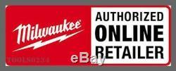Milwaukee 49-56-9290 Big Hawg Withcarbide Dents Kit 10 Pièces! Comprend Cas
