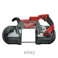 Milwaukee M18 Fuel Brushless 18v Cordless Deep Cut Band Saw Tool Seulement 2729-20
